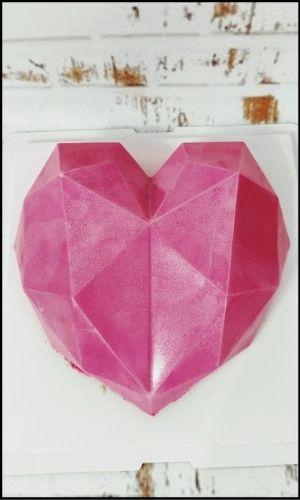 best pinata cake | Heart shape pinata
