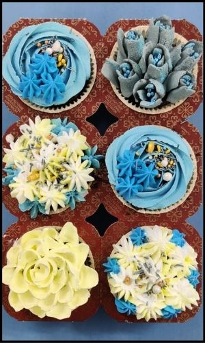 Customized Cup Cakes | Cakevalley Delhi